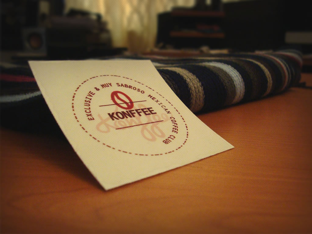 Stickers - konffee